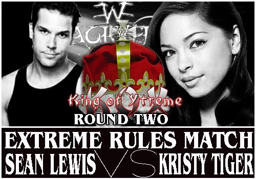 Kristy Vs Sean Lewis Match3